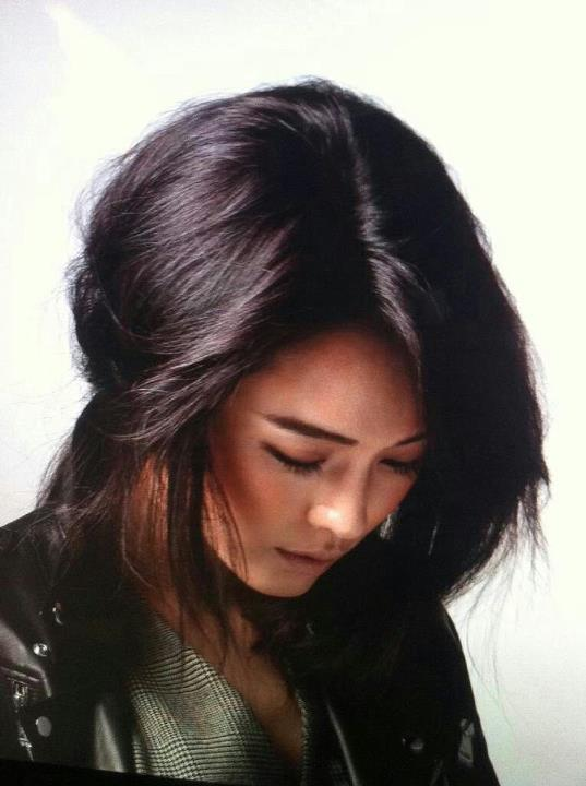 "Kahi (Ex-After school) >> Mini Album ""Who Are You?"" 120810facebookupdate"